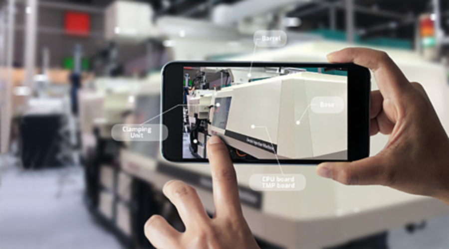 Augmented reality industrial